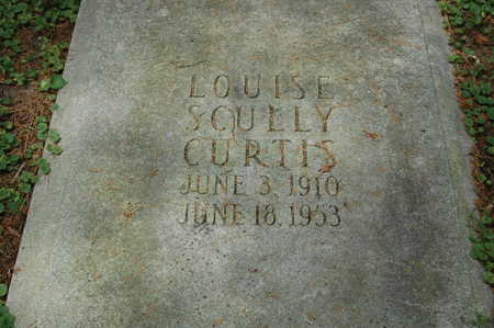 CURTIS, LOUISE - Clinton County, Iowa | LOUISE CURTIS