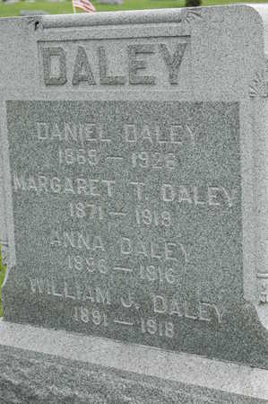DALEY, MARGARET T. - Clinton County, Iowa | MARGARET T. DALEY