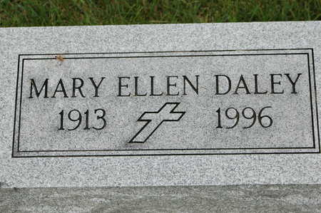 DALEY, MARY ELLEN - Clinton County, Iowa | MARY ELLEN DALEY