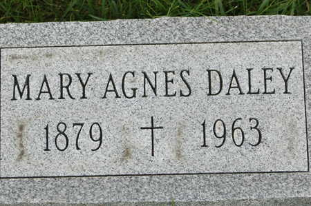 DALEY, MARY AGNES - Clinton County, Iowa | MARY AGNES DALEY
