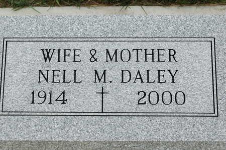 SWANSON DALEY, NELL M. - Clinton County, Iowa | NELL M. SWANSON DALEY