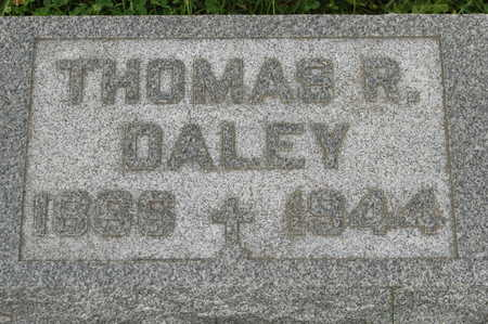 DALEY, THOMAS R. - Clinton County, Iowa | THOMAS R. DALEY