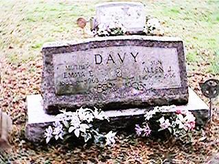 DAVY, EMMA E. - Clinton County, Iowa | EMMA E. DAVY