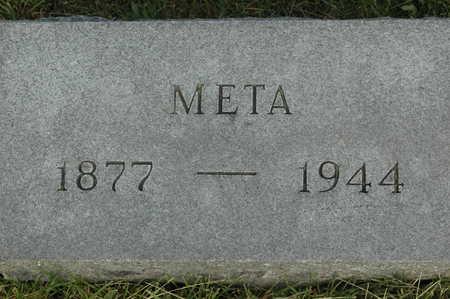 DIERKS, META - Clinton County, Iowa | META DIERKS