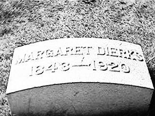 DIERKS, MARGARET - Clinton County, Iowa | MARGARET DIERKS