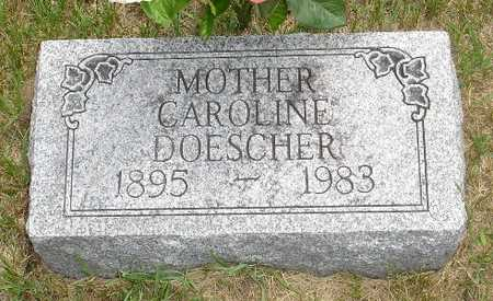 DOESCHER, CAROLINE - Clinton County, Iowa | CAROLINE DOESCHER