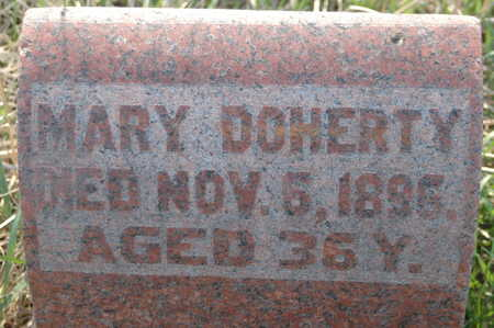 DOHERTY, MARY - Clinton County, Iowa | MARY DOHERTY