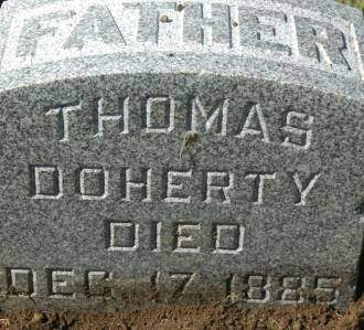 DOHERTY, THOMAS - Clinton County, Iowa | THOMAS DOHERTY