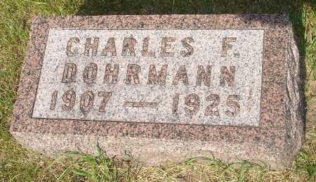 DOHRMANN, CHARLES F. - Clinton County, Iowa | CHARLES F. DOHRMANN