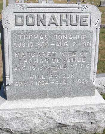 DONAHUE, THOMAS - Clinton County, Iowa | THOMAS DONAHUE