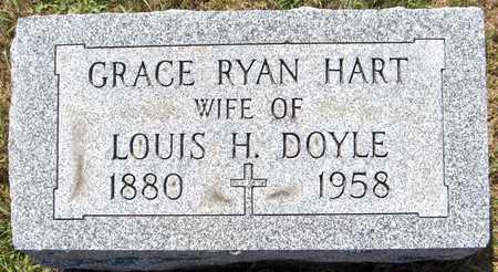 DOYLE, GRACE - Clinton County, Iowa | GRACE DOYLE