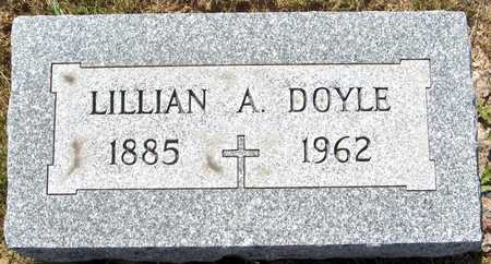 DOYLE, LILLIAN A. - Clinton County, Iowa | LILLIAN A. DOYLE