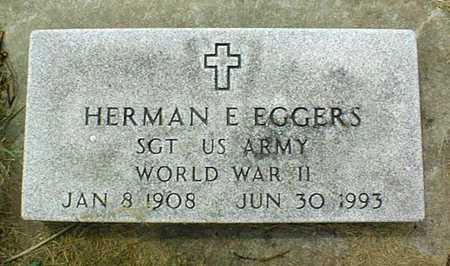EGGERS, HERMAN E. - Clinton County, Iowa | HERMAN E. EGGERS
