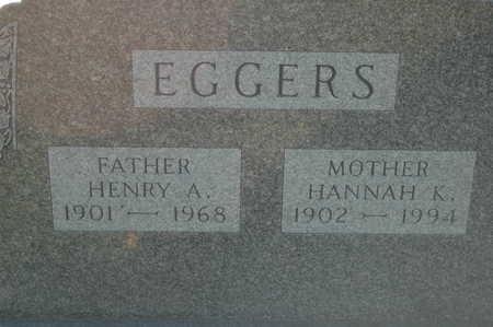 EGGERS, HENRY A. - Clinton County, Iowa | HENRY A. EGGERS