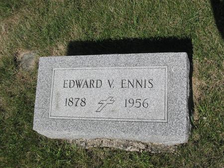 ENNIS, EDWARD - Clinton County, Iowa | EDWARD ENNIS