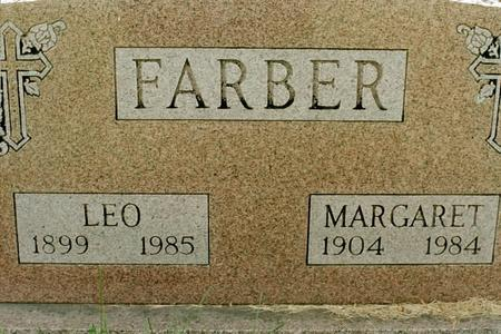 WELSH FARBER, MARGARET M. - Clinton County, Iowa | MARGARET M. WELSH FARBER