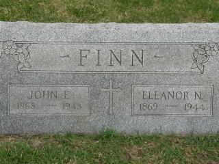 FINN, ELEANOR N - Clinton County, Iowa | ELEANOR N FINN