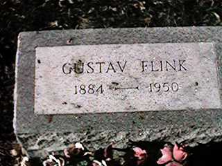 FLINK, GUSTAV - Clinton County, Iowa | GUSTAV FLINK