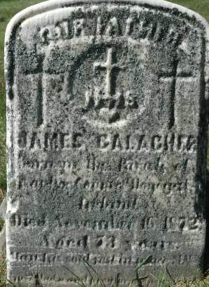 GALAGHER, JAMES - Clinton County, Iowa | JAMES GALAGHER