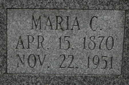GATHE, MARIA C. - Clinton County, Iowa | MARIA C. GATHE