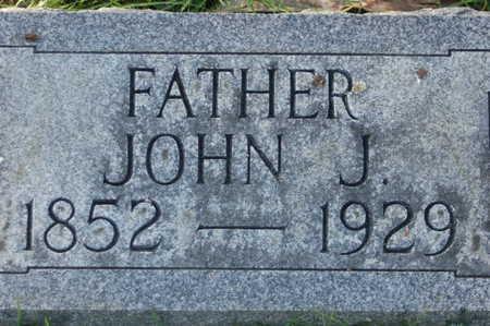 GEHLSEN, JOHN J. - Clinton County, Iowa | JOHN J. GEHLSEN