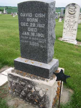 GISH, DAVID - Clinton County, Iowa | DAVID GISH