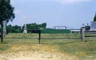 GLAHN, CEMETERY - Clinton County, Iowa | CEMETERY GLAHN