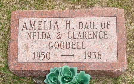GOODELL, AMELIA H. - Clinton County, Iowa | AMELIA H. GOODELL