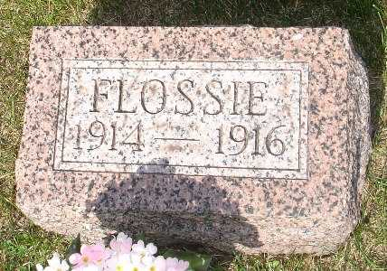 GOODELL, FLOSSIE - Clinton County, Iowa | FLOSSIE GOODELL