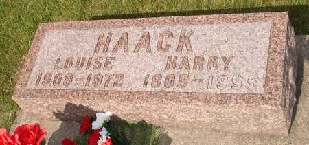 HAACK, HARRY - Clinton County, Iowa | HARRY HAACK