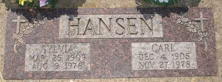 HANSEN, CARL - Clinton County, Iowa | CARL HANSEN
