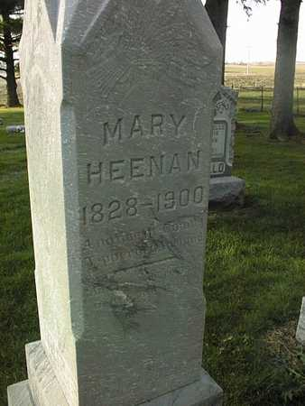 HEENAN, MARY - Clinton County, Iowa | MARY HEENAN