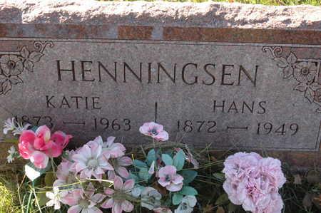 HENNINGSEN, KATIE - Clinton County, Iowa | KATIE HENNINGSEN