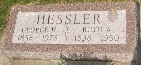 HESSLER, GEORGE H. - Clinton County, Iowa | GEORGE H. HESSLER