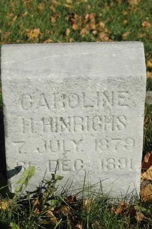 HINRICHS, CAROLINE - Clinton County, Iowa | CAROLINE HINRICHS