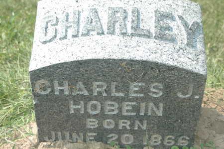 HOBEIN, CHARLES J. - Clinton County, Iowa | CHARLES J. HOBEIN
