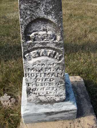 HOFFMAN, FRANK - Clinton County, Iowa | FRANK HOFFMAN