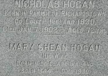 HOGAN, NICHOLAS - Clinton County, Iowa | NICHOLAS HOGAN
