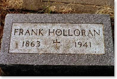 HOLLORAN, FRANK - Clinton County, Iowa | FRANK HOLLORAN