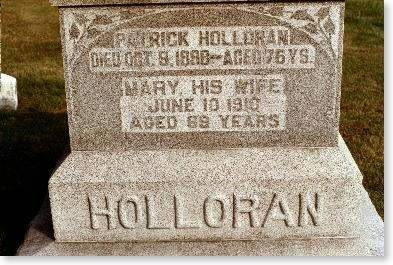 HOLLORAN, PATRICK & MARY - Clinton County, Iowa | PATRICK & MARY HOLLORAN