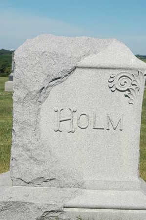 HOLM, FAMILY - Clinton County, Iowa | FAMILY HOLM