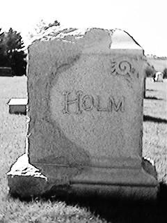 HOLM, FAMILY - Clinton County, Iowa | FAMILY HOLM