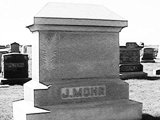 MOHR, JOHN (FAMILY) - Clinton County, Iowa | JOHN (FAMILY) MOHR