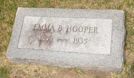 HOOPER, EMMA B. - Clinton County, Iowa | EMMA B. HOOPER