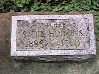 HOPKINS, SADIE - Clinton County, Iowa | SADIE HOPKINS