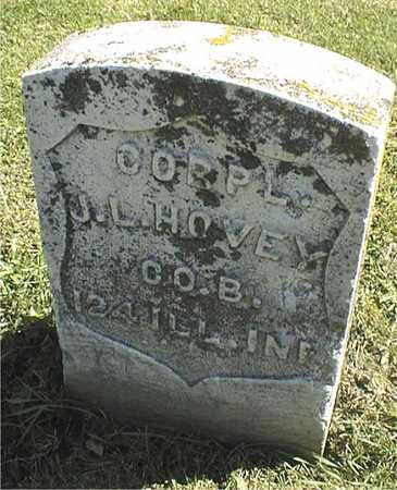 HOVEY, J.L. - Clinton County, Iowa | J.L. HOVEY