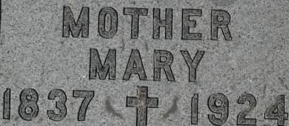 HOWE, MARY - Clinton County, Iowa   MARY HOWE