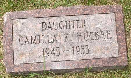HUEBBE, CAMILLA K. - Clinton County, Iowa | CAMILLA K. HUEBBE