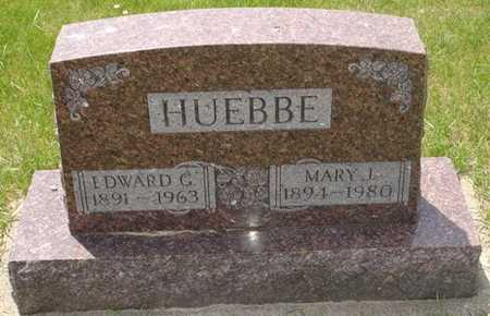 HUEBBE, EDWARD G. - Clinton County, Iowa | EDWARD G. HUEBBE