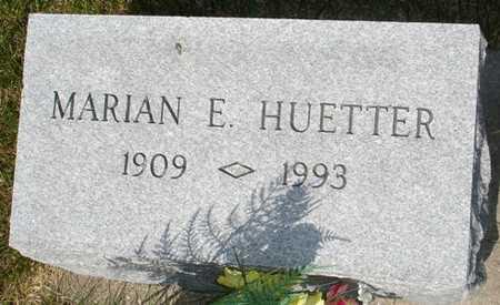 HUETTER, MARIAN - Clinton County, Iowa | MARIAN HUETTER